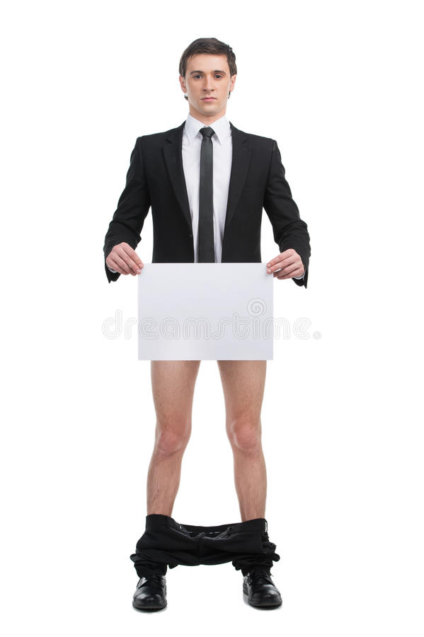 Free No Pants Stock Images - 34096594