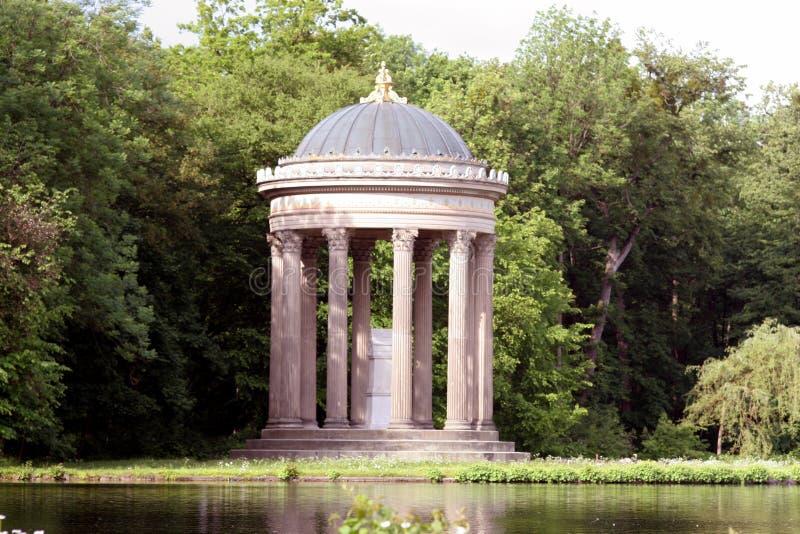 No parque em munich imagens de stock royalty free