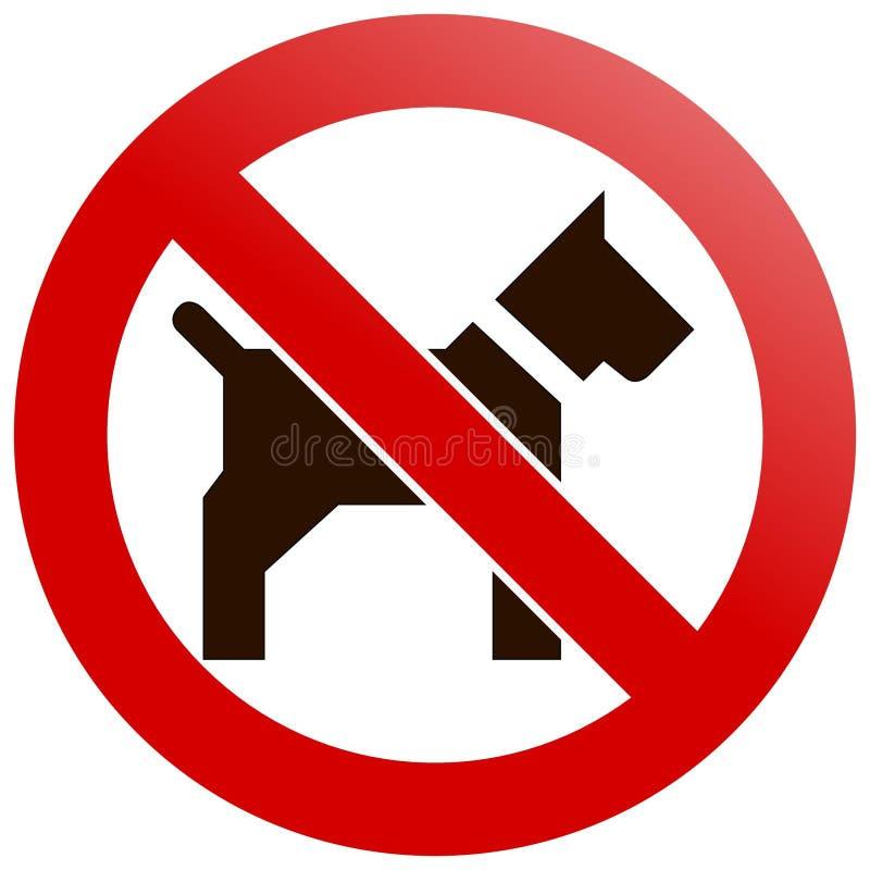 Free No Pets Royalty Free Stock Image - 5195696