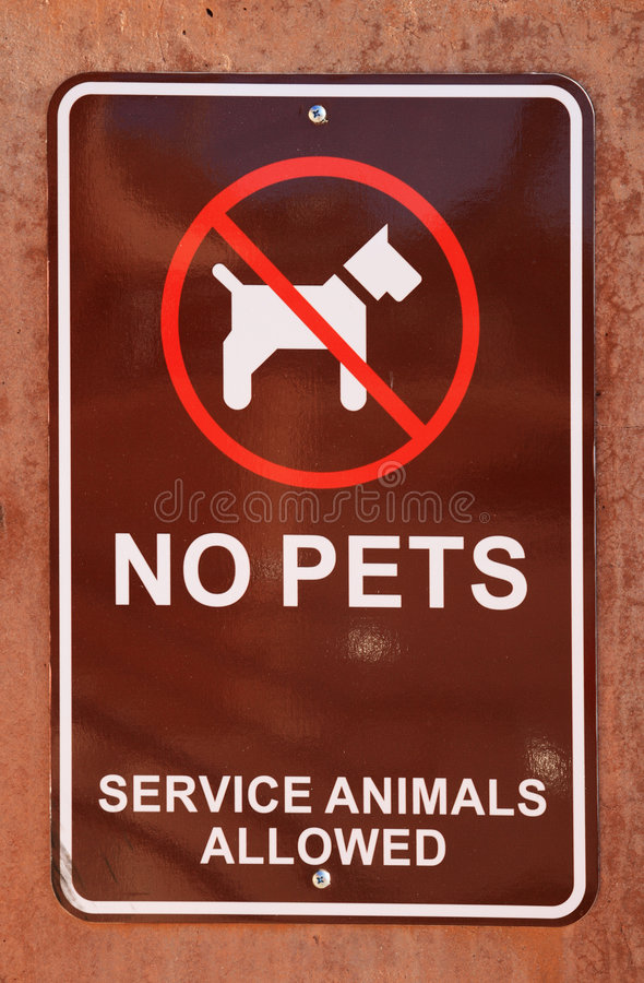 Download No pets sign stock photo. Image of sign, white, pets, dogs - 8555386