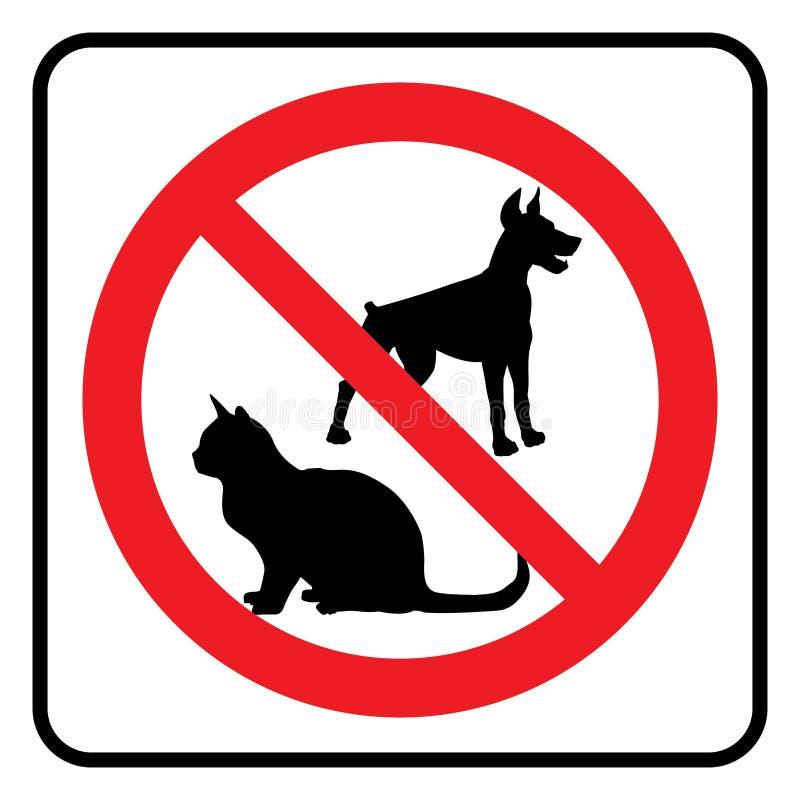 Free No Pets Symbol Stock Photos - 138989223