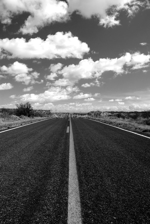 Download No Place stock photo. Image of tour, hard, highway, view - 8445572