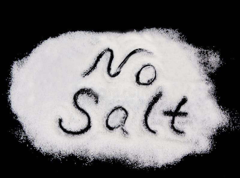 No Salt Stock Photos