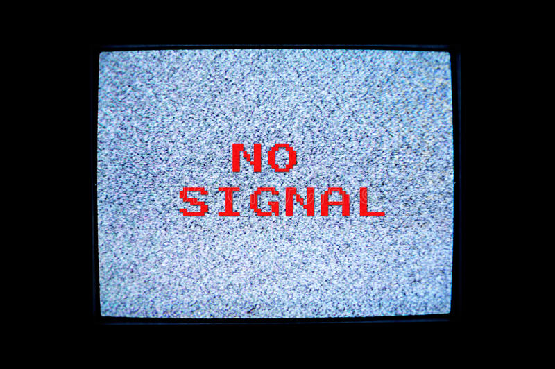 how to fix television signal