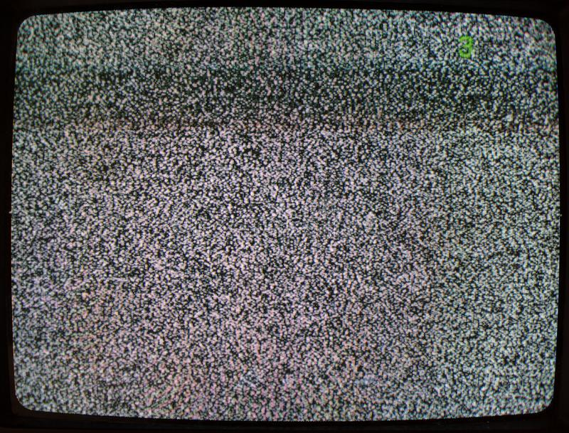 No signal TV texture. Television grainy noise effect as a background. No signal retro vintage television pattern. Interfering sign. Al in analog television stock photo