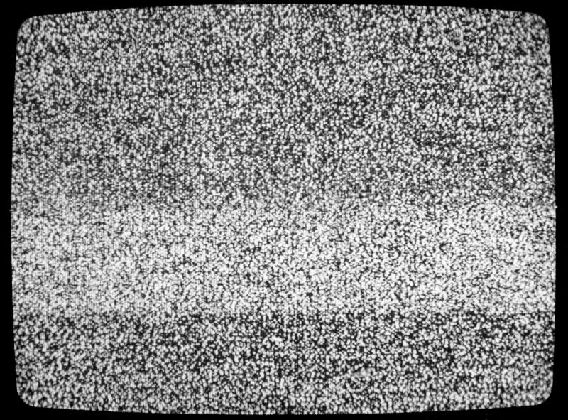 No signal TV texture. Television grainy noise effect as a background. No signal retro vintage television pattern. Interfering. Signal in analog television royalty free stock image