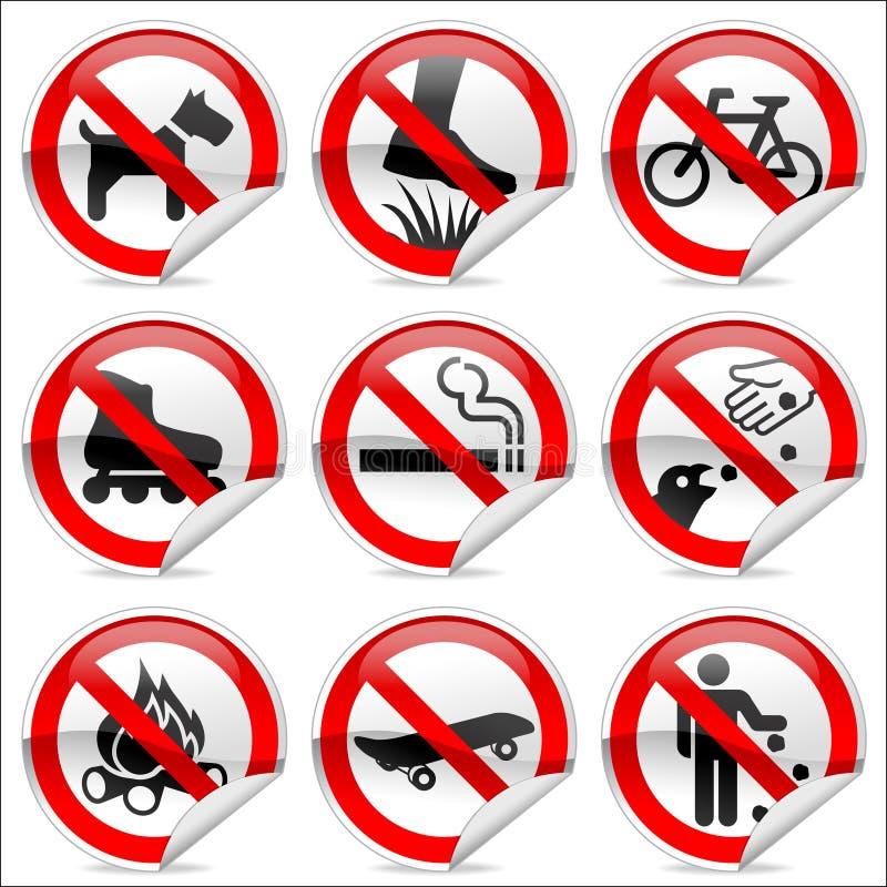 Free No Signs Stock Photo - 9390930
