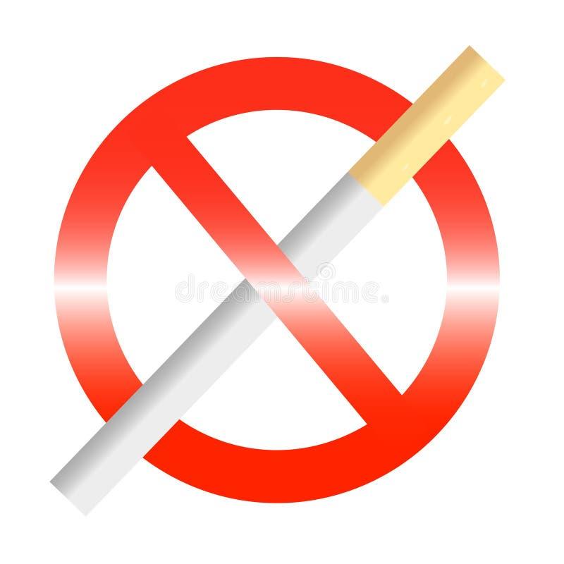 Download No Smoking stock vector. Image of careful, addiction - 15373207