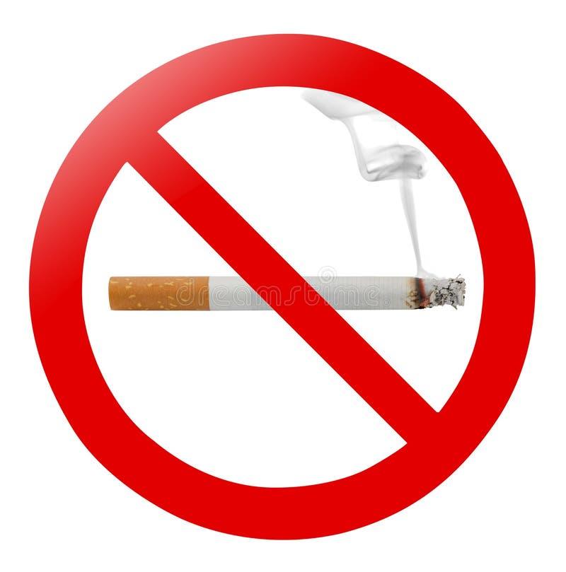 Free No Smoking Stock Photography - 21439882