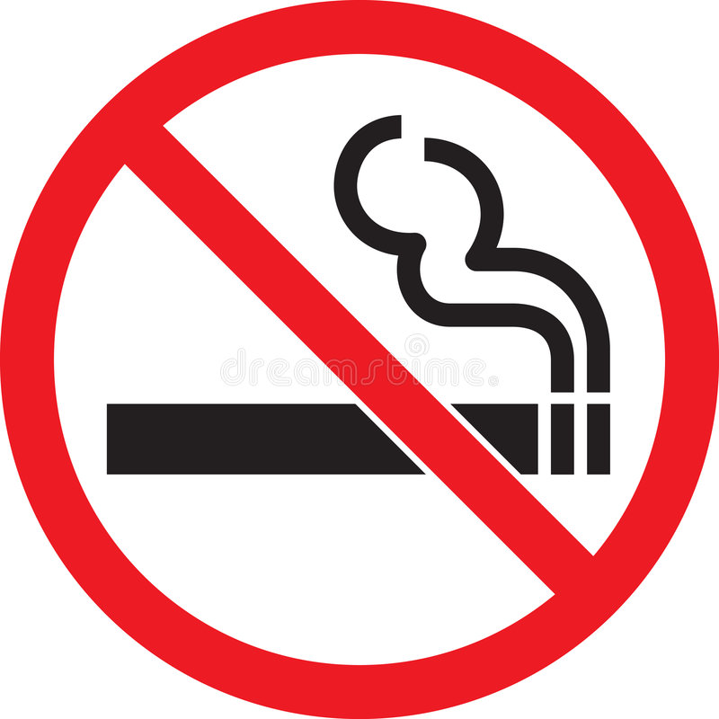 Free No Smoking Royalty Free Stock Image - 2280606