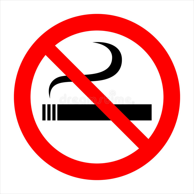 Free No Smoking 4 (+ Vector) Stock Photos - 7722423