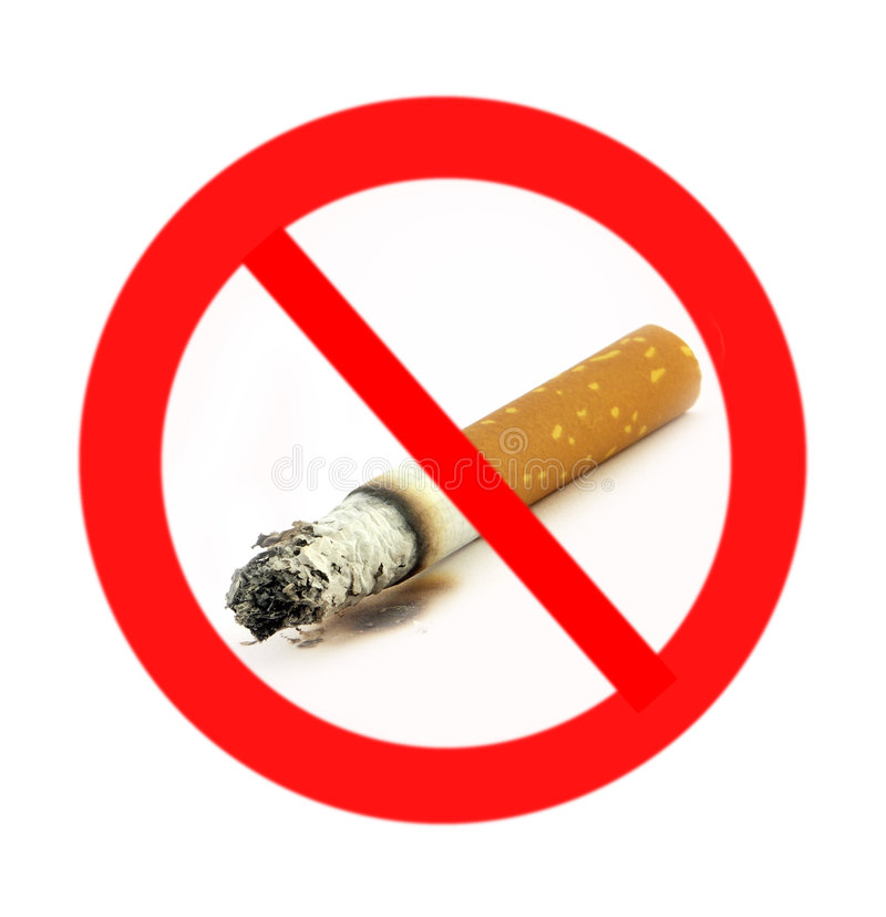 Free No Smoking Royalty Free Stock Photography - 4276317