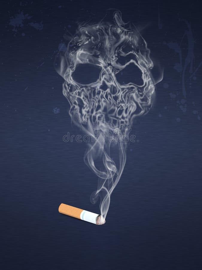 Download No smoking stock image. Image of death, background, skulls - 4988993
