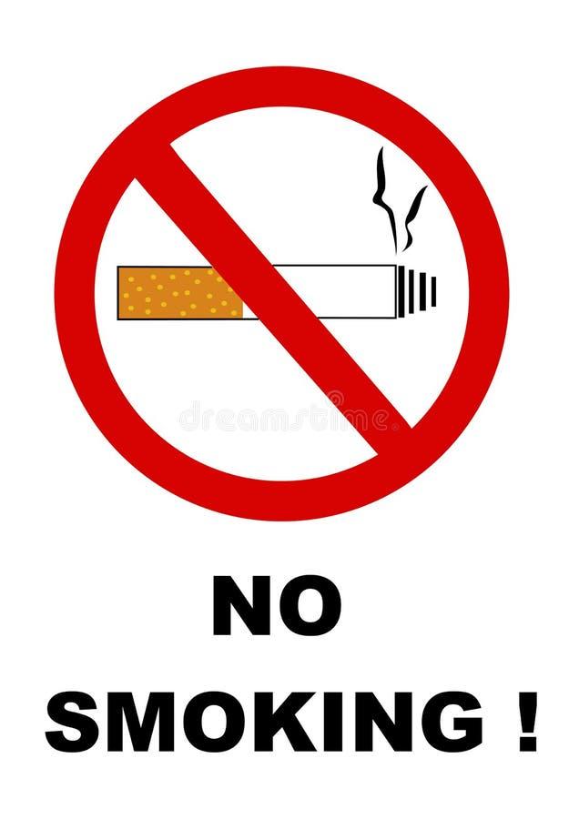 Download No smoking stock illustration. Image of symbol, cigarette - 6628549