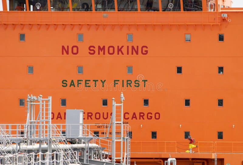 Download No Smoking, Dangerous Cargo Royalty Free Stock Photo - Image: 25232945