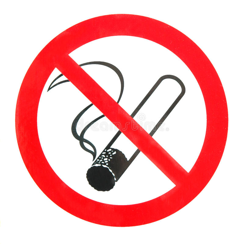 Free No Smoking Sign Royalty Free Stock Images - 12697999