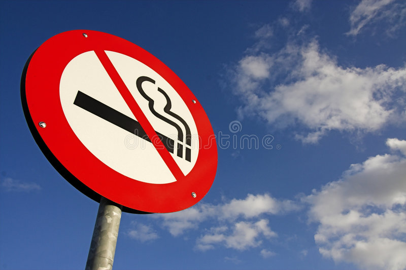 No smoking sign vector illustration