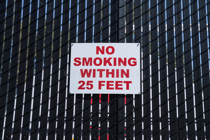 Download No Smoking Sign stock photo. Image of breaks, care, life - 30653094