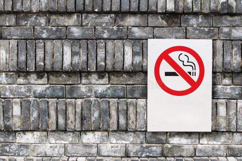 No smoking sign royalty free stock photo