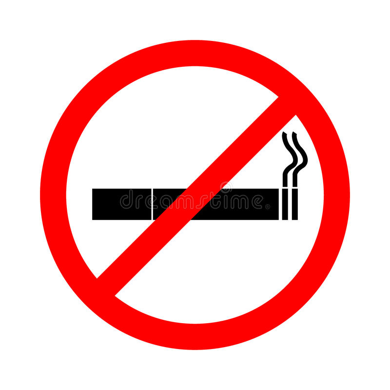 no smoking sign on white background no smoking sign stop smoking rh dreamstime com no smoking vector art no smoking vector logo