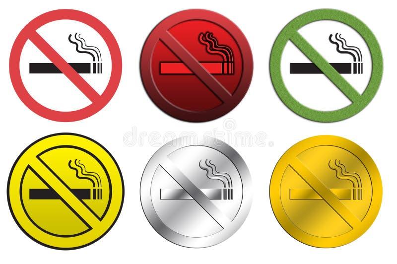 Download NO Smoking Signs Royalty Free Stock Image - Image: 12482636