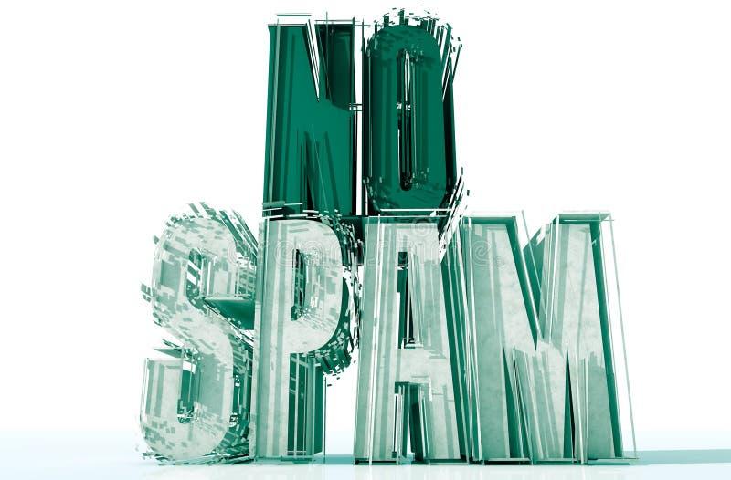 No spam