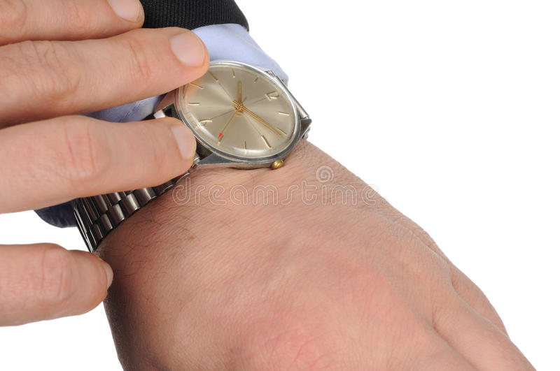 No Time stock image