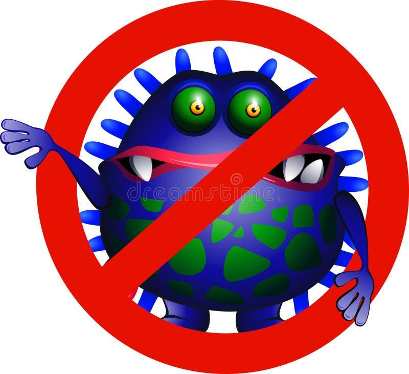 Download No Virus Royalty Free Stock Photos - Image: 10371278