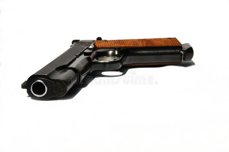 No3 Da Pistola Imagem de Stock Royalty Free