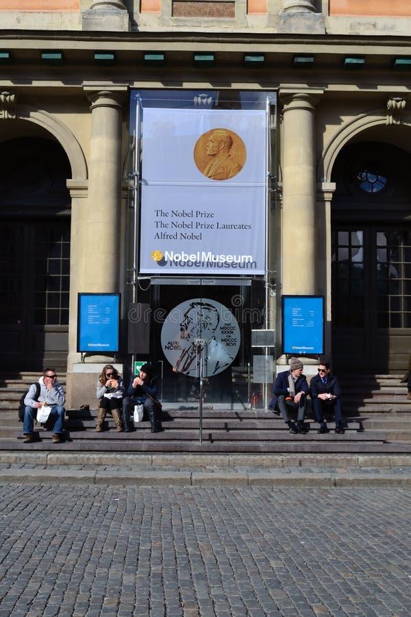 Nobel royalty free stock photo