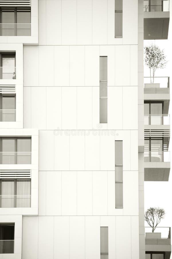 Nobel-Wohnungen stockbilder