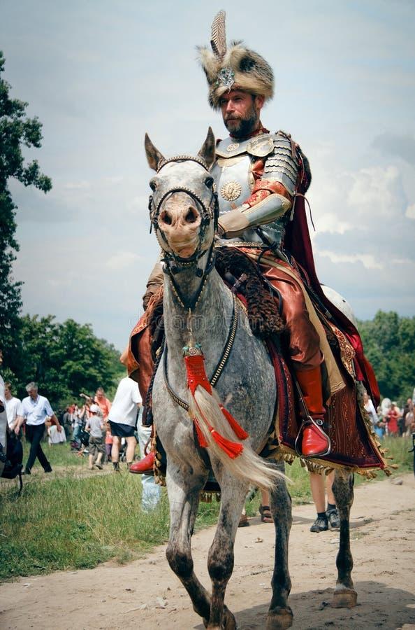 Nobleman - Kluszyn 1610 imagem de stock royalty free