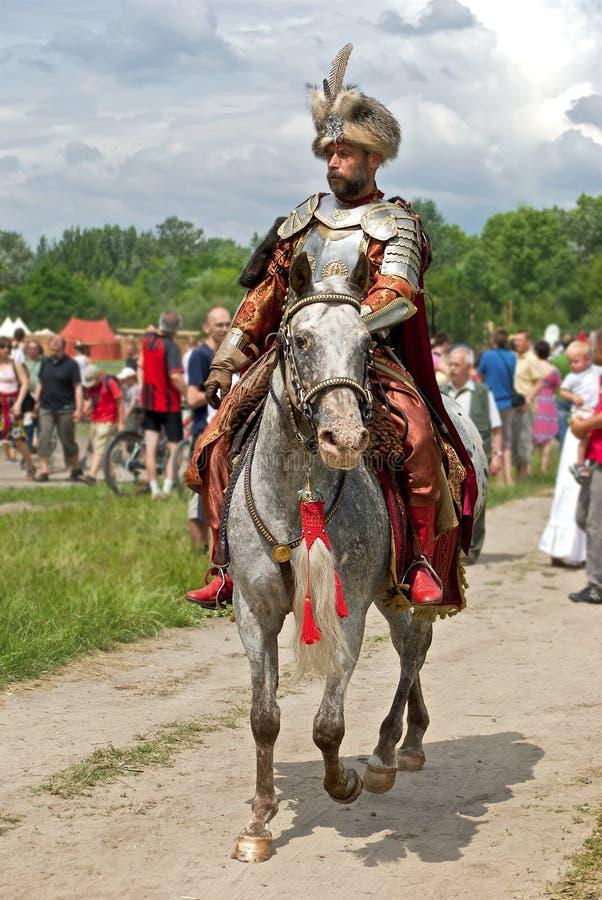 Nobleman polonês foto de stock