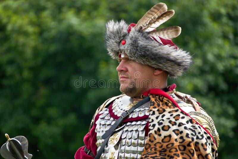 Nobleman polonês fotografia de stock