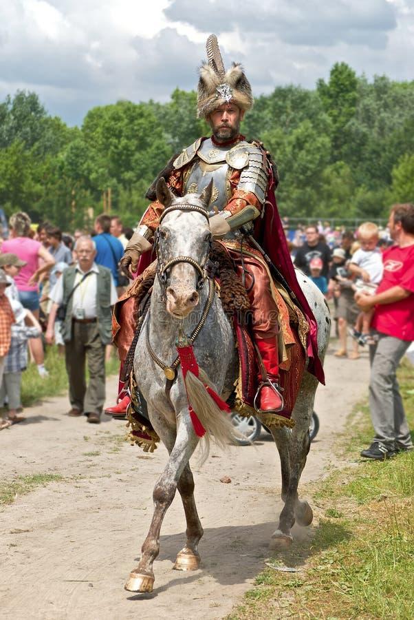Nobleman polonês fotografia de stock royalty free