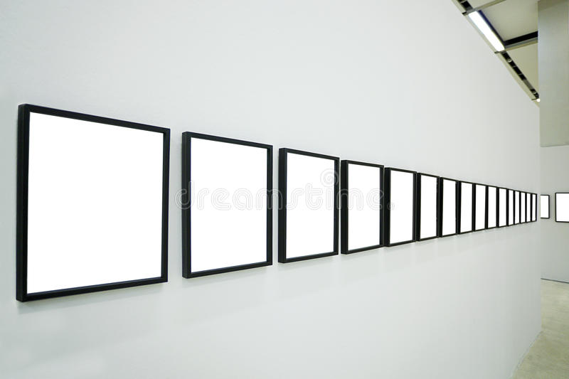 Download Nobody In The Museum Interior Stock Image - Image: 14200649