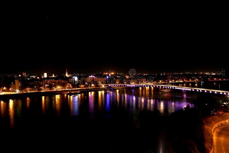 noc 3 novi smutny zdjęcie royalty free