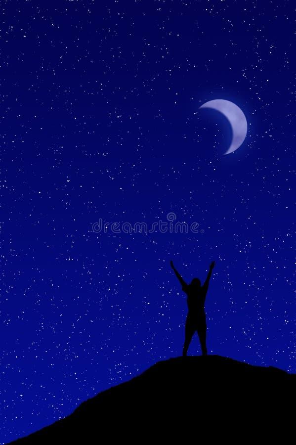 noc reacher zdjęcia stock