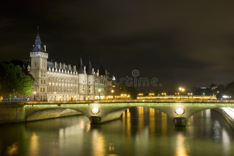 noce parisian zdjęcia royalty free