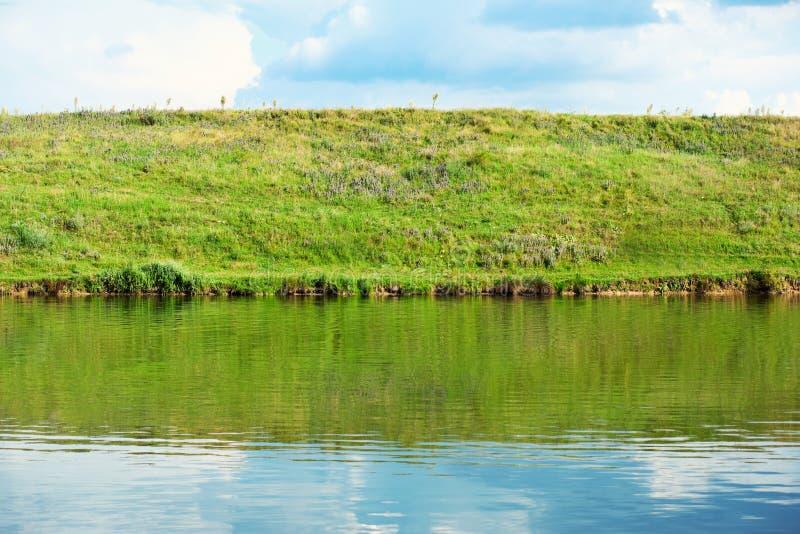 Download Noch Frischwassersee stockfoto. Bild von nave, lakeside - 23940922