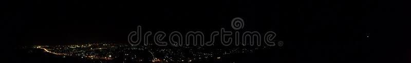 Noche de Hatyai fotografía de archivo libre de regalías
