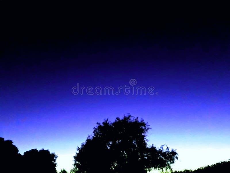 Noche del cielo fotos de archivo libres de regalías