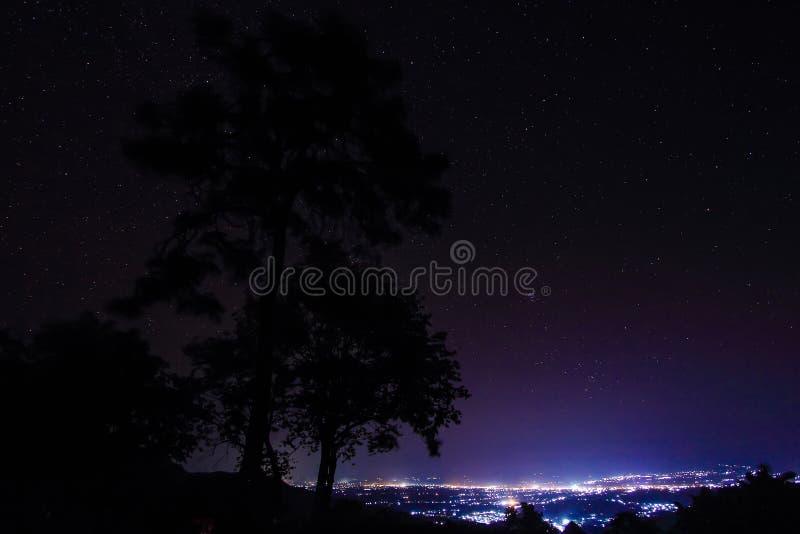 Noche ideal imágenes de archivo libres de regalías