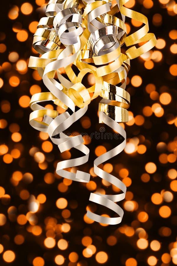 Noche Vieja foto de archivo libre de regalías