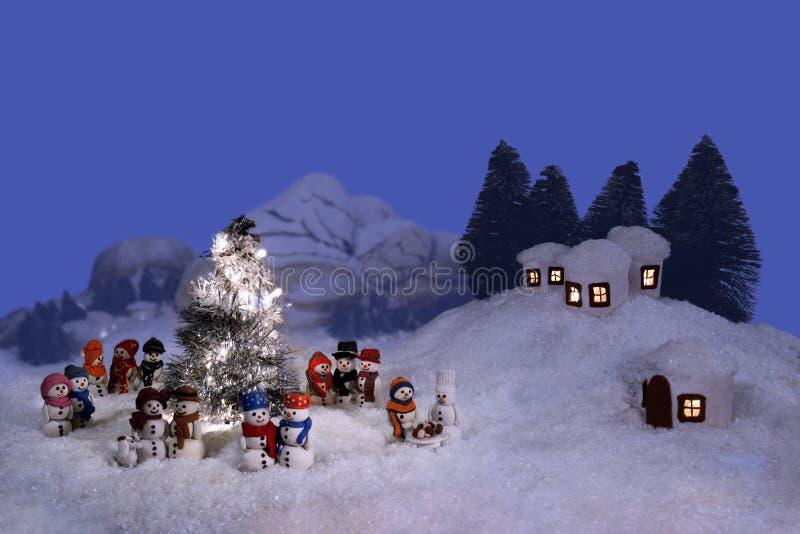 Nochebuena foto de archivo
