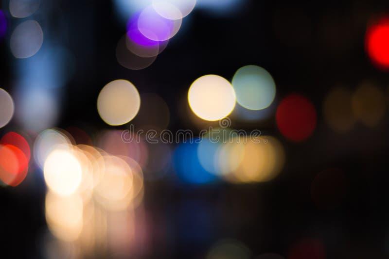 Nocy światło obrazy stock
