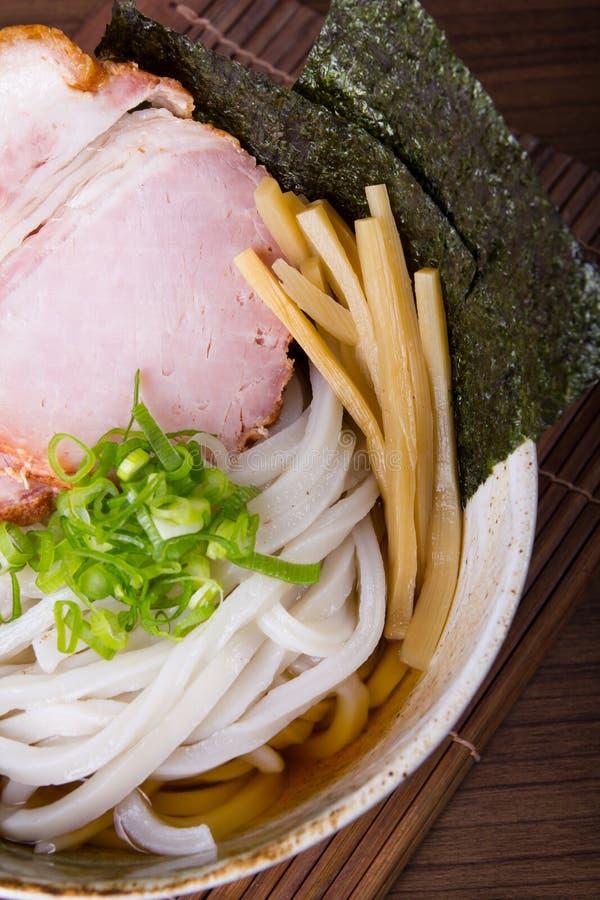 Noedel udon royalty-vrije stock foto's