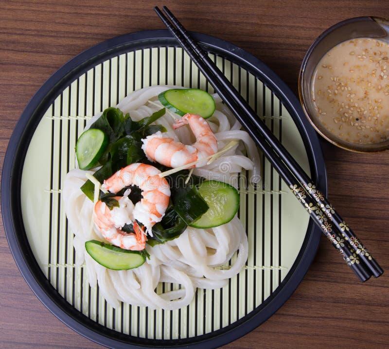 Noedel udon stock fotografie