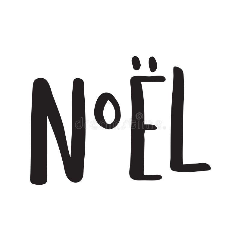 noel stock abbildung