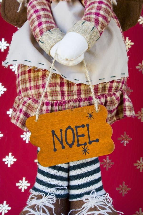Noel stockbild